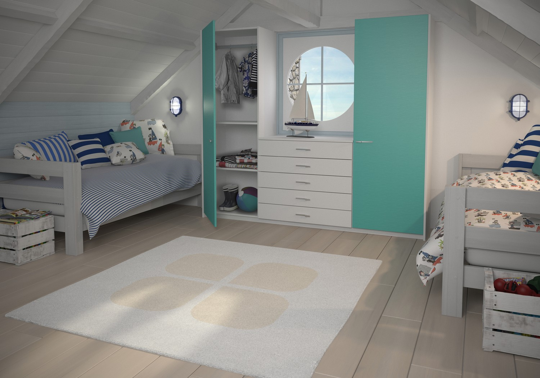 Guimard mat riaux - Dressing chambre enfant ...