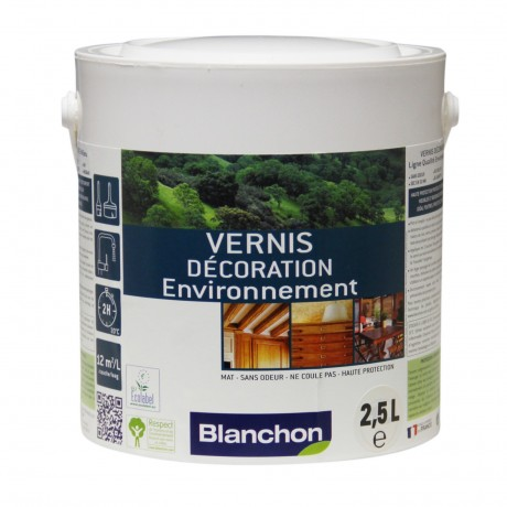 Vernis Decoration 2,5L