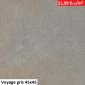 Voyage gris 45x45