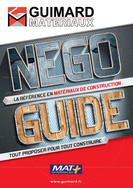 Couverture catalogue général