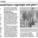 COURRIER DE L'OUEST OCTOBRE 2007