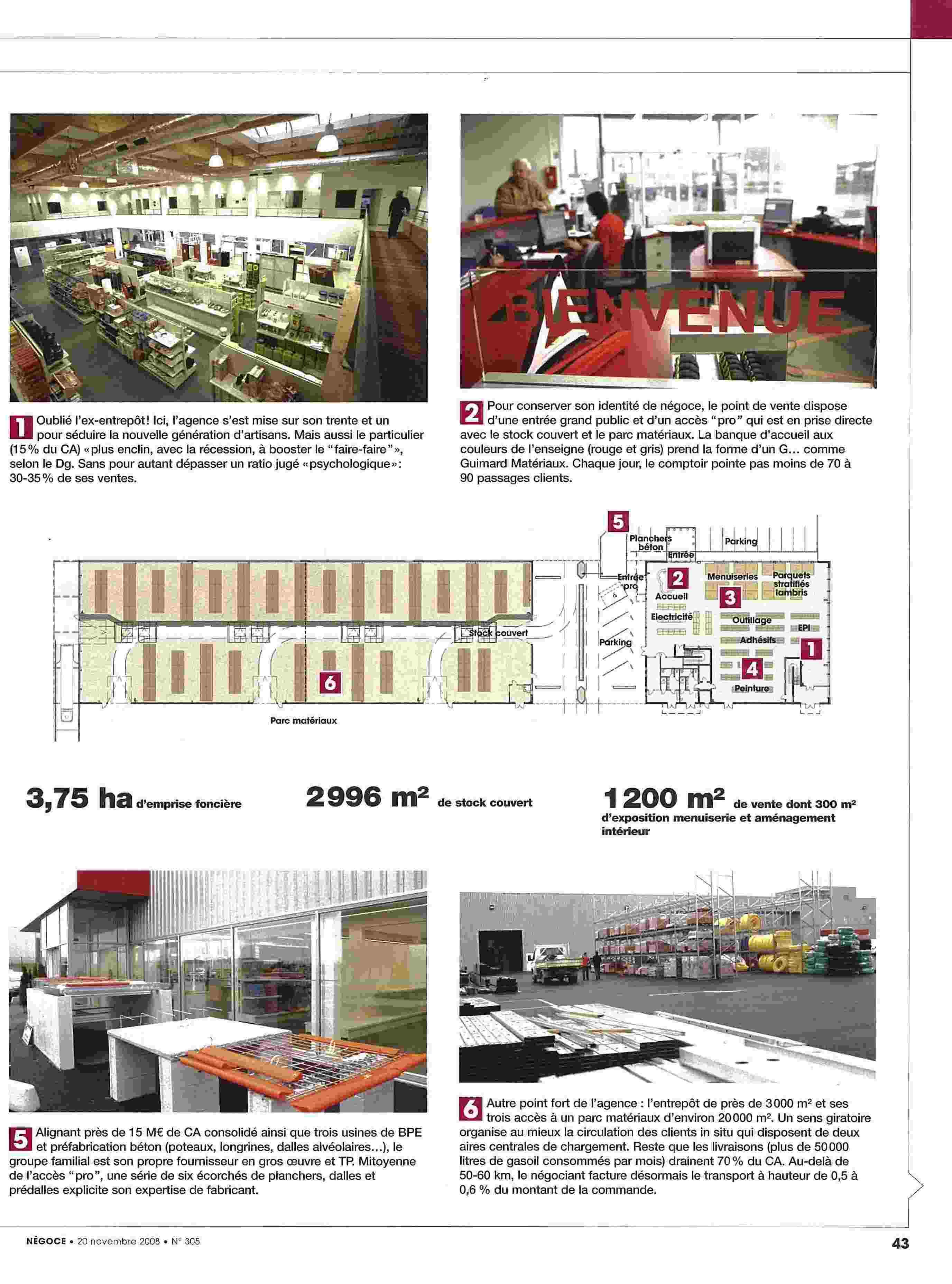 NEGOCE NOVEMBRE 2008 PAGE 2