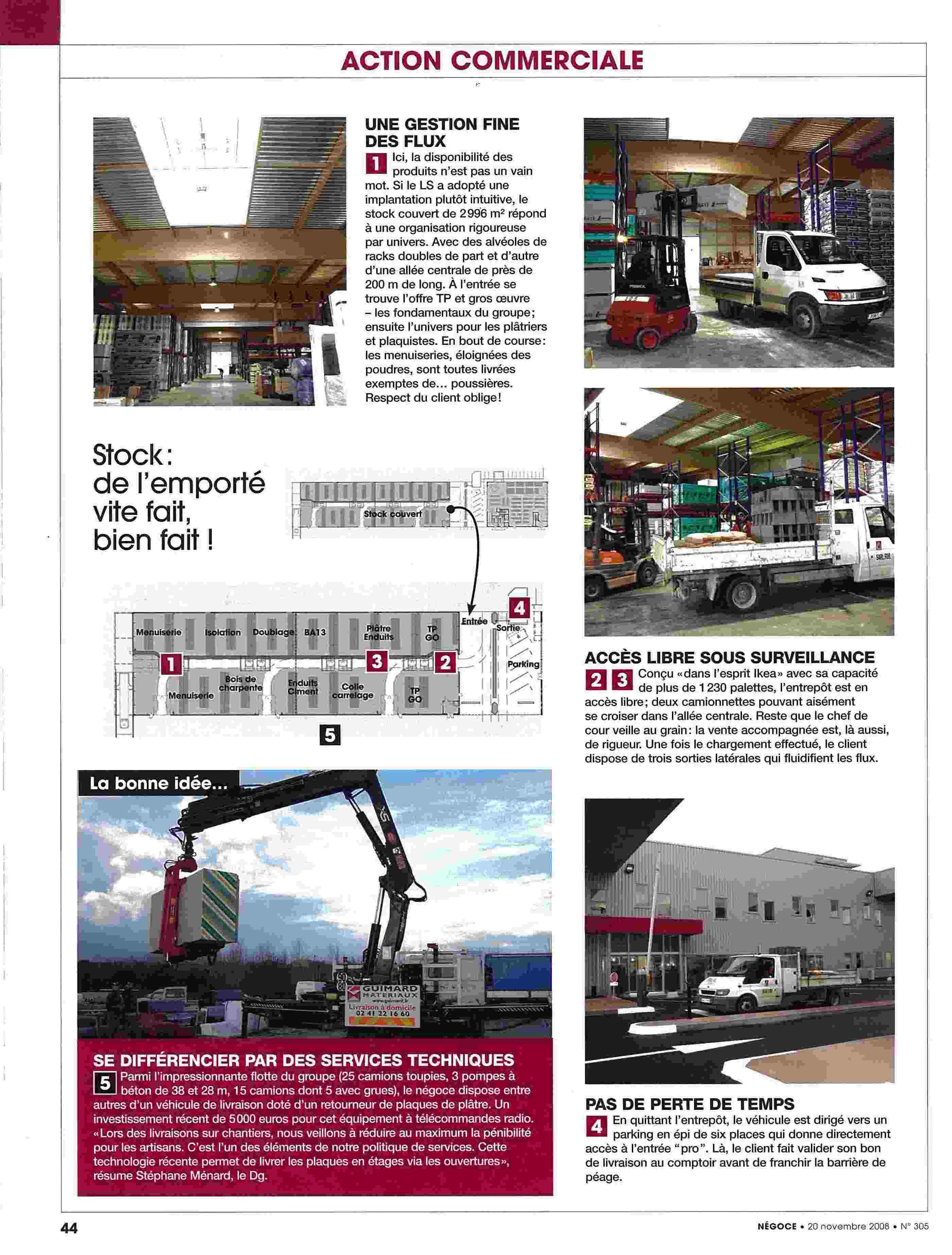 NEGOCE NOVEMBRE 2008 PAGE 3