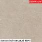 Samsara ivoire structuré 45x45