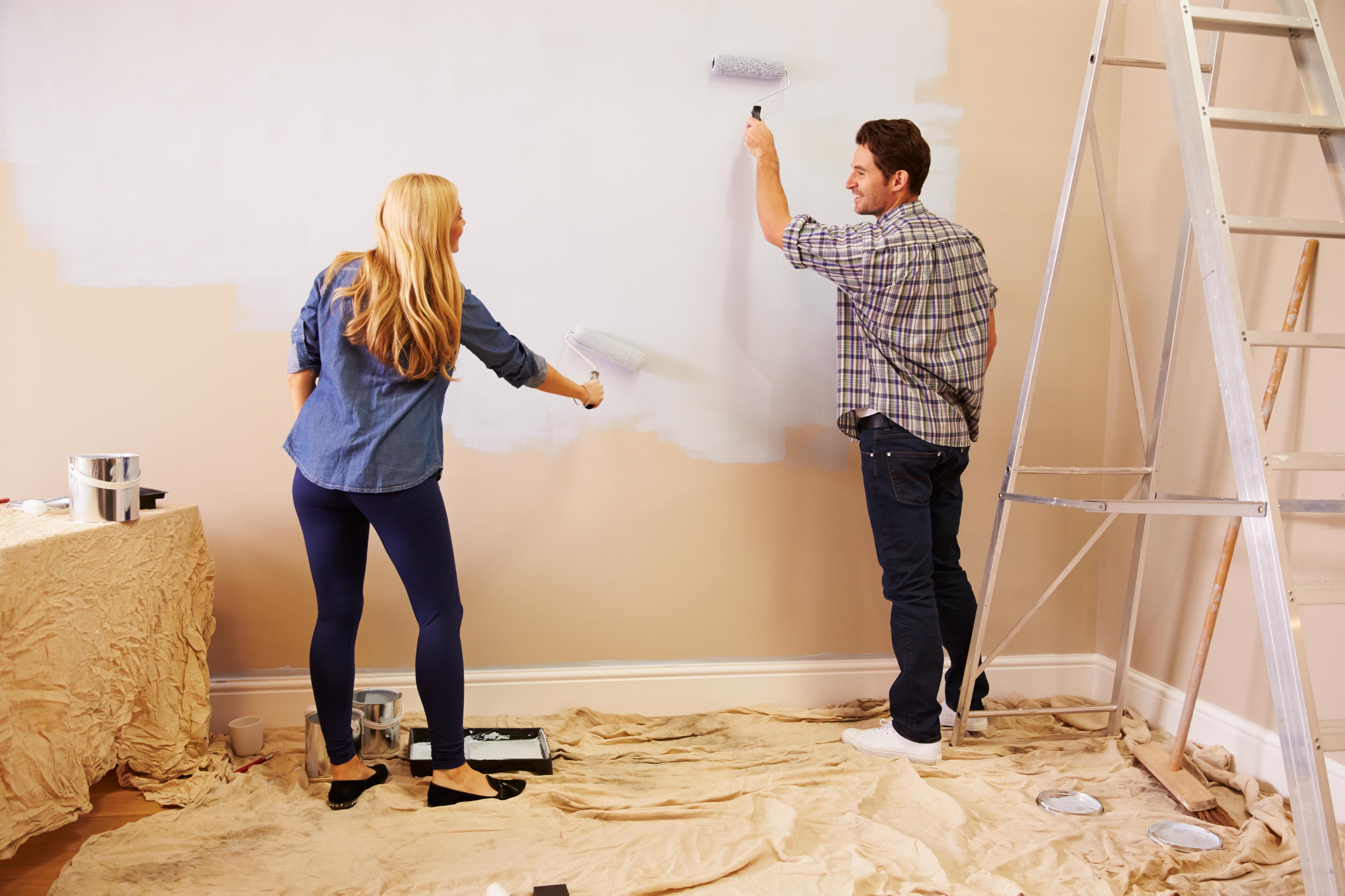100 Génial Idées Enlever Coulure Peinture Mur