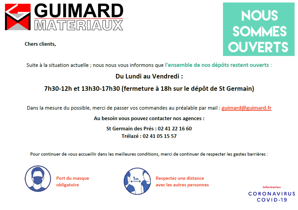 Covid communication du 301020